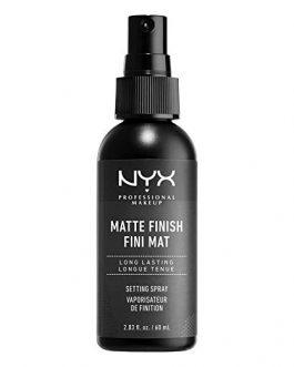 NYX Pro fessional Makeup Setting Spray, Matte Finish