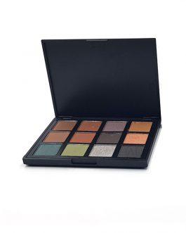 New MINISTAR 12 Colors Eyeshadow Palette Makeup Smoky Eye Shadow