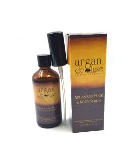Argan Oil Hair and Body Serum