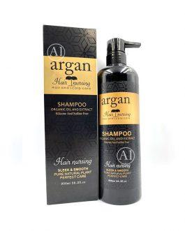 Argan – Shampoo Organic Oil And Extract, Hair Nursing 900ml