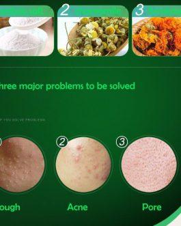 Rolanjona – Bamboo Salt Acne Removing & Marks Fading Cleanser