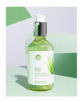 100 % Pure Natural organic Aloe Vera.