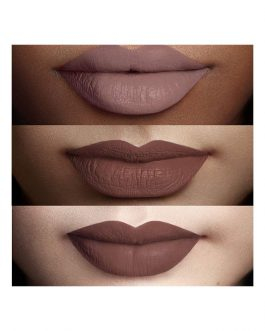 L'Oreal Les Chocolats Ultra Matte Liquid Lipstick – Oh My Choc #858