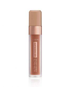 L'Oreal Les Chocolats Ultra Matte Liquid Lipstick – Volupto Choco #862