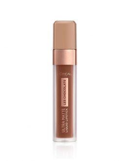 L'Oreal Les Chocolats Ultra Matte Liquid Lipstick – Truffa Mania #866