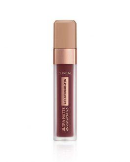 L'Oreal Les Chocolats Ultra Matte Liquid Lipstick – Cacao Crush #868