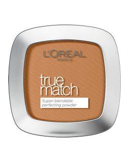 L'Oreal Paris True Match Powder Foundation – Golden Cappuccino #8W