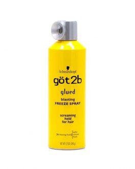 GOT2B Blasting Freeze Spray Glued 12oz