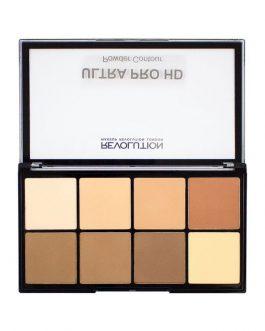 Makeup Revolution – HD Pro Powder Contour Light Medium