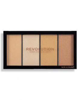 Makeup Revolution – Reloaded Lustre Lights Warm