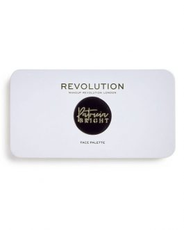 Makeup-Revolution X Patricia Bright Face You Are Gold Palette