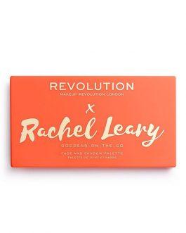 Makeup Revolution – Revolution X Rachel Leary Goddess On The Go Palette