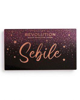 Makeup Revolution – Revolution X Sebile Night 2 Night Eyeshadow Palette