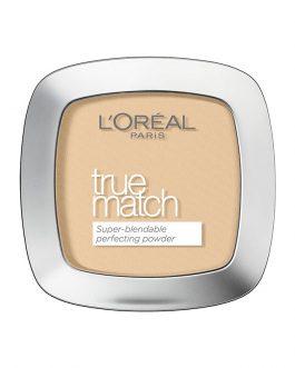 L'Oreal Paris True Match Powder Foundation – Golden Ivory #1W