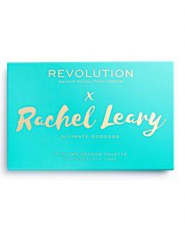 Makeup Revolution – x Rachel Leary Ultimate Goddess Palette