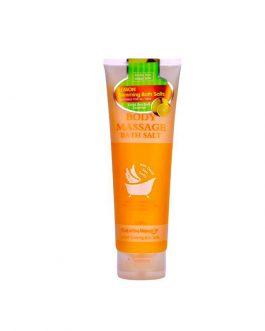 Fruit Of The Wokali Lemon Whitening Bath Salts Body Massage 380g