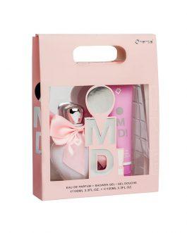 Omerta OMD, Gift Set EDP 100ml & Shower Gel