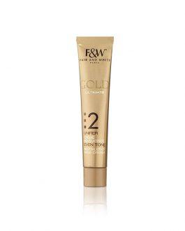 Fair & White Gold Ultimate Even Tone Revitalizing Fade Cream For Dark Spots (50gm)