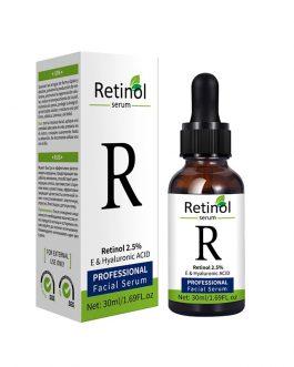 2.5% Retinol Face Serum