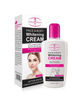Collagen & Milk face And Body Cream