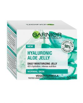 Garnier Skin Naturals Hyaluronic Aloe Jelly – Normal Skin – 50ml