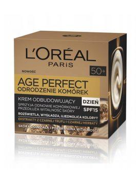 L'Oreal Paris Age Perfect Cell Renewal Revitalising Day Cream SPF15 50ml