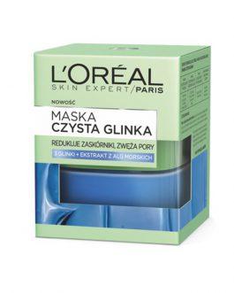 L'Oreal Paris – Pure Clay Blemish Rescue Face Mask 50 ml
