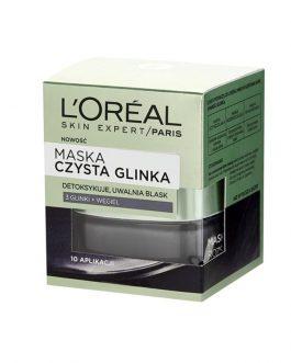 L'Oreal Paris – Pure Clay Detox Face Mask 50 ml