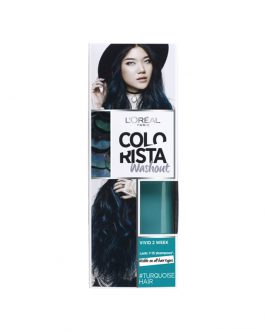 Loreal Paris Colorista Washout – Turquoise Hair