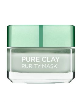 L'Oreal Paris – Pure Clay Purity Face Mask 50 ml