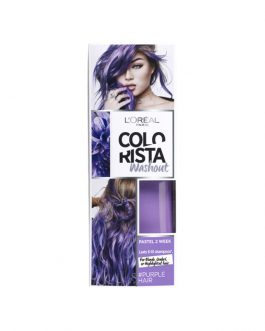 Loreal Paris Colorista Washout – Purple Hair